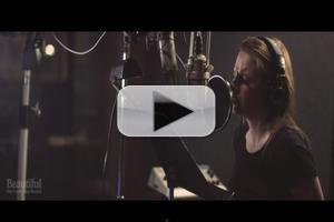 STAGE TUBE: In the Recording Studio for BEAUTIFUL's 'Will You Love Me Tomorrow'