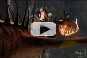 VIDEO: Watch First 5 Minutes of HOW TO TRAIN YOUR DRAGON 2!