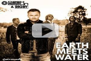 VIDEO: Dash Berlin & Rigby's Official Music Video for 'Earth Meets Water'