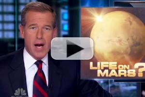 VIDEO: Brian Williams Raps Snoop Dogg's 'Gin and Juice' on JIMMY FALLON