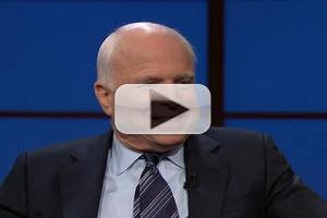VIDEO: Senator John McCain Stops by SETH MEYERS