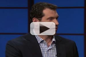 VIDEO: Billy Eichner Talks 'Billy On the Street' on SETH MEYERS