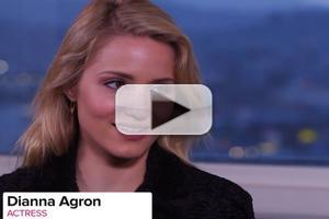 VIDEO: Dianna Agron on Coachella, Jason Sudeikis & the Prospect of a Solo Album