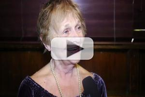 BWW TV: Chatting with Estelle Parsons and the Company of THE VELOCITY OF AUTUMN on Opening Night!