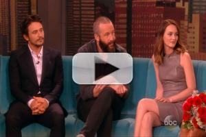 VIDEO: Franco, O'Dowd & Meester Chat OF MICE AND MEN on 'The View'