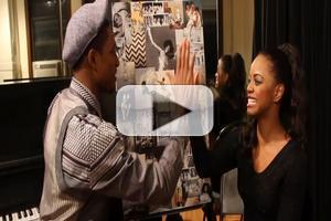 BWW TV: BROADWAY QUICK CHANGE with Robert Hartwell & MOTOWN's Krystal Joy Brown!