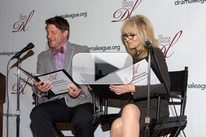 BWW TV Exclusive: Inside the 2014 Drama League Nominations with Judith Light & Christopher Sieber!