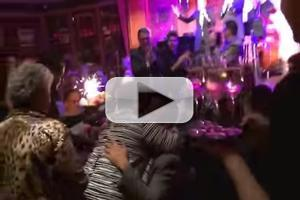 STAGE TUBE: Liz and Ann Hampton Callaway's SIBLING RIVALRY Prompts Surprise Proposal