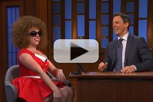 VIDEO: 'Annie' is Grown Up & A Total Mess on SETH MEYERS