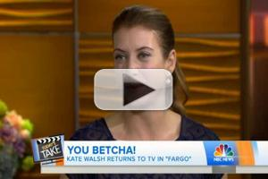 VIDEO: Kate Walsh Chats New Role as Former Stripper on FX's FARGO