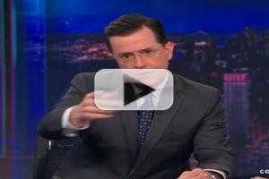 VIDEO: COLBERT Declares 'I've Won Television' on Jon Stewart