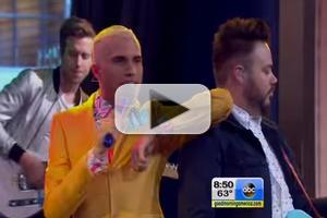 VIDEO: NEON TREES Performs Two New Songs on ABC
