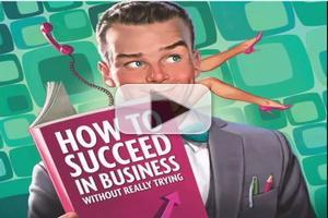 STAGE TUBE: Behind the Scenes With Walnut Street Theatre's HOW TO SUCCEED IN BUSINESS WITHOUT REALLY TRYING