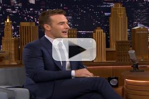 VIDEO: James Van Der Beek Recalls Sad Audition on TONIGHT SHOW