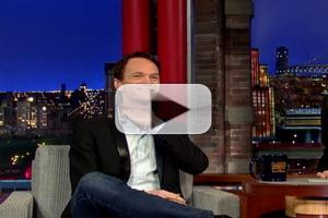 VIDEO: Neil Patrick Harris Talks HEDWIG Audience Interaction on 'Letterman'!