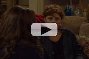 VIDEO: Sneak Peek - Susan Sarandon Guests on Next MIKE & MOLLY