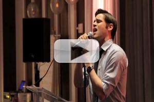 BWW TV: Watch Jeremy Jordan Kick Off Trevor Live in New York City!