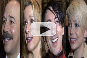 BWW TV: Life Is a Cabaret! Chatting with the Company of CABARET on Opening Night