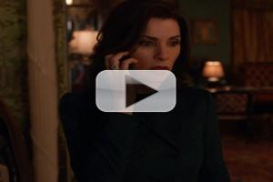 VIDEO: Watch Clips from Tonight's Episode of THE GOOD WIFE!