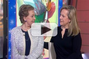 VIDEO: Julie Andrews Talks 50th Anniversary of MARY POPPINS on 'Today'