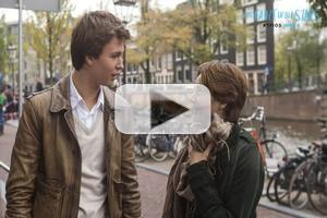 VIDEO: First Look - Watch an All New Trailer for THE FAULT IN OUR STARS!