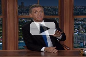 VIDEO: Watch CRAIG FERGUSON Announce He's Stepping Down from 'Late Late Show'