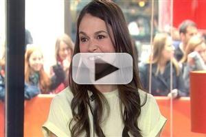 VIDEO: Sutton Foster Talks Tony Nod & More on TODAY