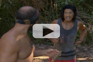 VIDEO: Sneak Peek - Chaos is My Friend on Tonight's SURIVIVOR