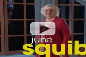 VIDEO: Sneak Peek - June Squibb, Tim Conway & More Guest on Next GLEE