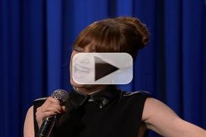 VIDEO: Emma Stone, Jimmy Fallon Face Off in Epic Lip Sync Battle!