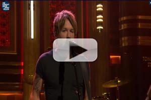 VIDEO: Keith Urban Performs New Single 'Cop Car' on FALLON