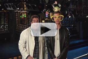 VIDEO: Andrew Garfield Promos This Week's SATURDAY NIGHT LIVE!