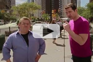 VIDEO: Patton Oswalt Guests on Fuse's BILLY ON THE STREET
