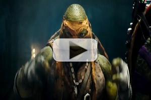 VIDEO: Second Trailer for TEENAGE MUTANT NINJA TURTLES!