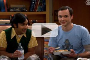 VIDEO: Sneak Peek - Tonight's Episode of CBS's BIG BANG THEORY