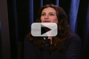 VIDEO: Idina Menzel on Return to Broadway: 'Just Like Being Home'