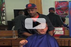 VIDEO: JIMMY KIMMEL Discusses Donald Sterling Scandal at L.A. Barbershop