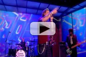 VIDEO: Florida Geogia Line Performs 'This Is How We Roll' on THE VIEW