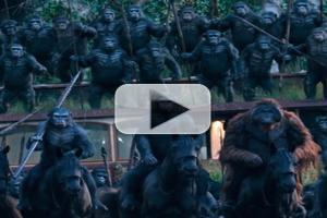 VIDEO: Watch Teaser for Upcoming PLANET OF THE APES Trailer