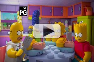 VIDEO: Watch Full Trailer for THE SIMPSONS Lego Episode!
