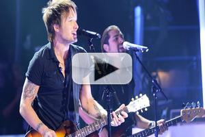 VIDEO: Keith Urban Performs New Single 'Good Thing' on AMERICAN IDOL