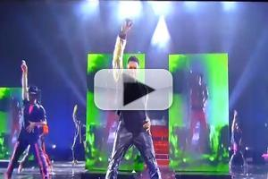 VIDEO: Usher Premieres, Timberlake Shares New Michael Jackson Song 'Love Never Felt So Good'
