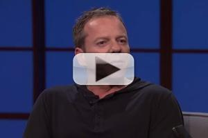 VIDEO: Kiefer Sutherland Talks New Series '24: Live Another Day' on LATE NIGHT