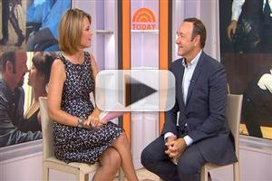 VIDEO: Kevin Spacey Calls Role of Richard III 'A Monster to Do' on TODAY
