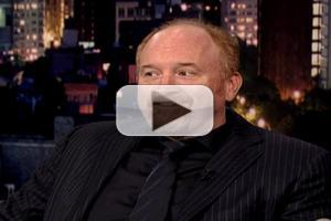 VIDEO: Louis C.K. Makes LETTERMAN TV History with One Simple Phrase!