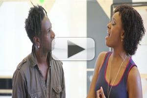 BWW TV: In Rehearsal with the Cast of HOLLER IF YA HEAR ME- Watch a Sneak Peek!