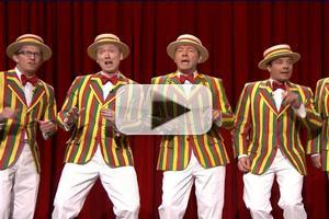VIDEO: Kevin Spacey, Jimmy Fallon & Barbershop Quartet Perform Derulo's 'Talk Dirty'
