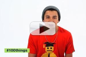 VIDEO: Sneak Peek - AUSTIN MAHONE Shares 100 Fun Facts About Himself Tonight on MTV
