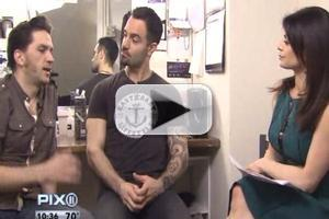 STAGE TUBE: Behind the Scenes of LES MISERABLES with Ramin Karimloo and Will Swenson