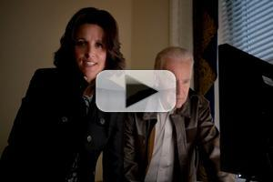 VIDEO: Julia Louis-Dreyfus and VP Joe Biden Team Up for a Comedic Skit